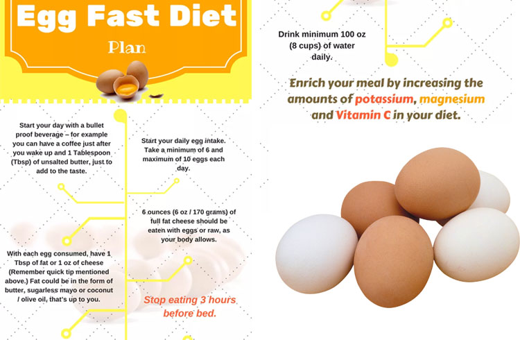 boiled egg diet updated for weight loss  body fitness