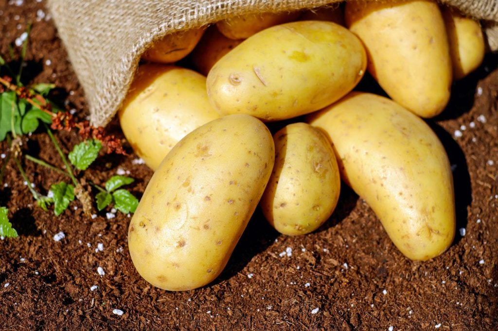 Potato for Dark Spots on Face