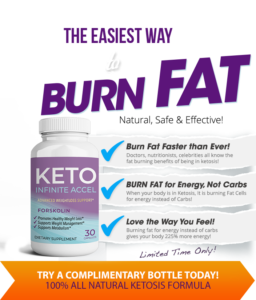 Keto Infinite Accel Reviews