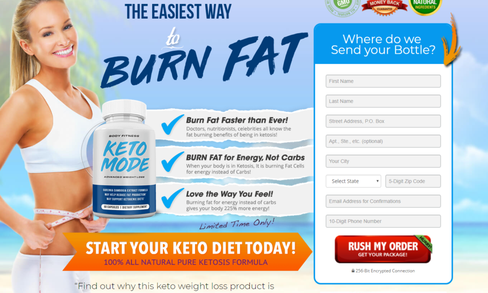 Keto Mode Shark Tank Reviews® [ Updated ] - Is it Scam or Not ?