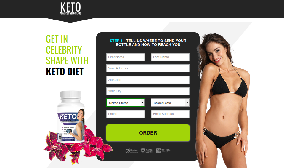 Aegis Vitality Keto weight loss