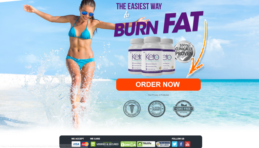 Where to buy Ultra Keto 360