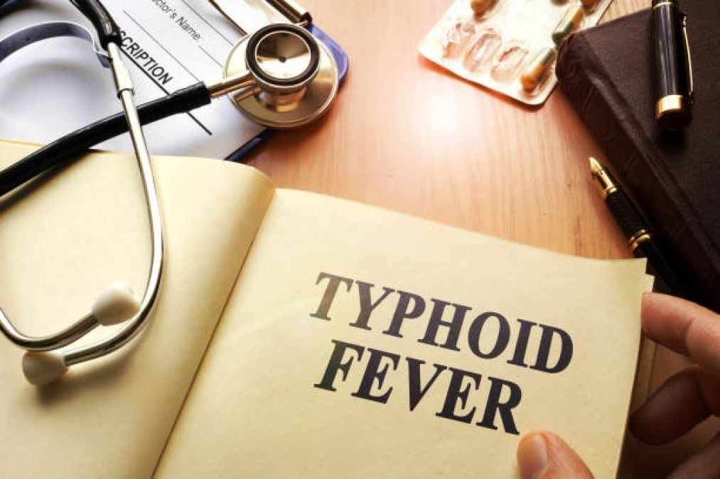 Typhoid Fever Symptoms in Babies