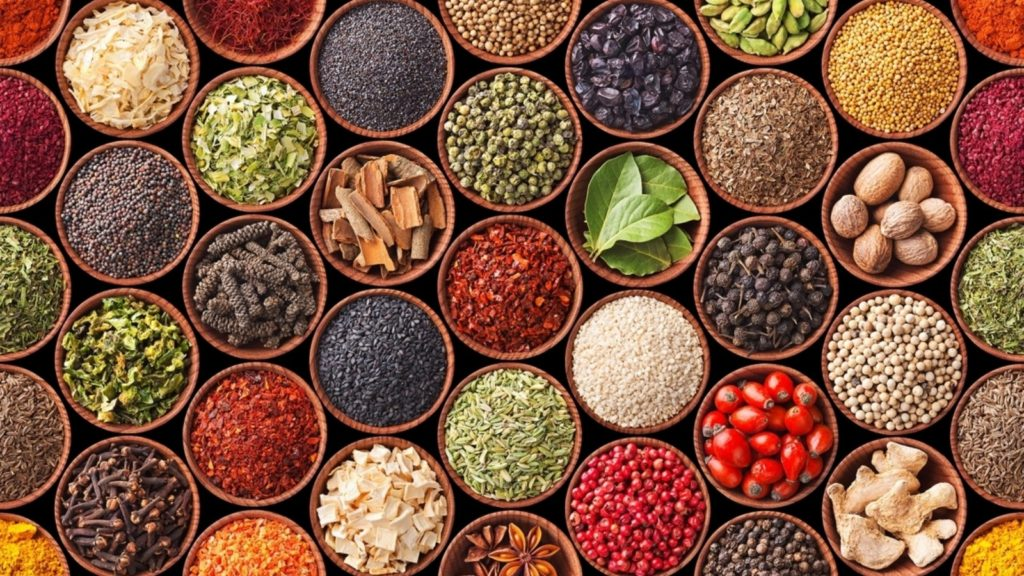 Be spice-wise