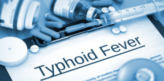 Typhoid Fever Symptoms