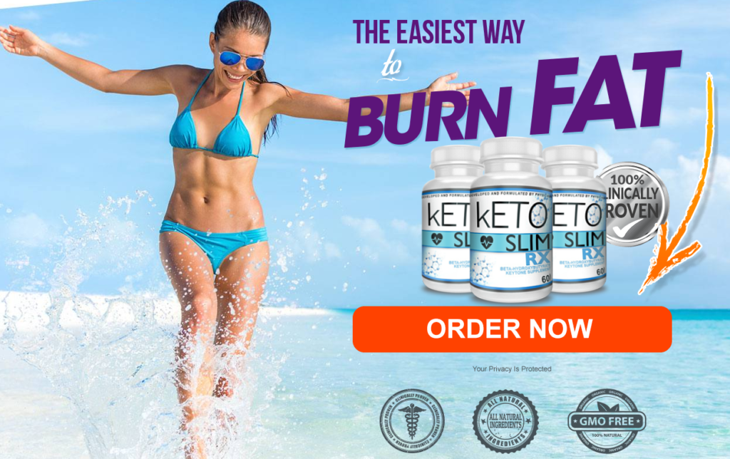 Buy Keto Slim RX