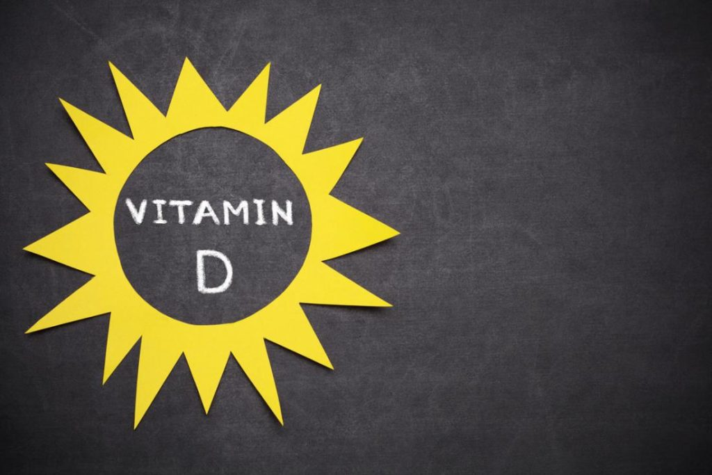 Benefits of Vitamin D for Skin