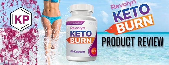 Revolyn Keto Burn Reviews