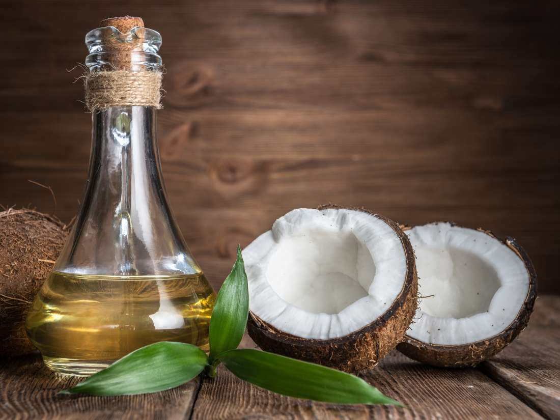 coconut oil benefits for hair loss