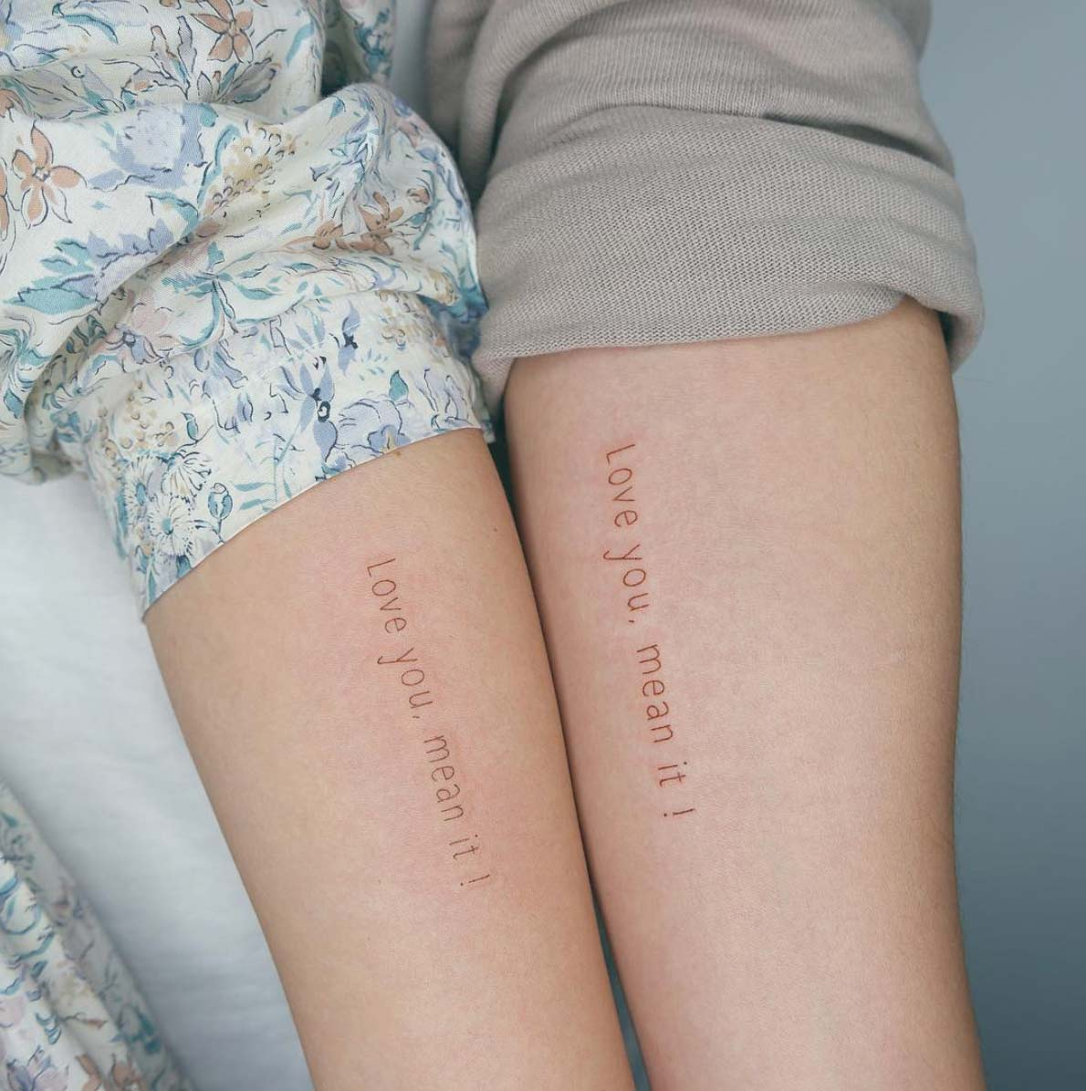 Cute Couple Tattoos designs