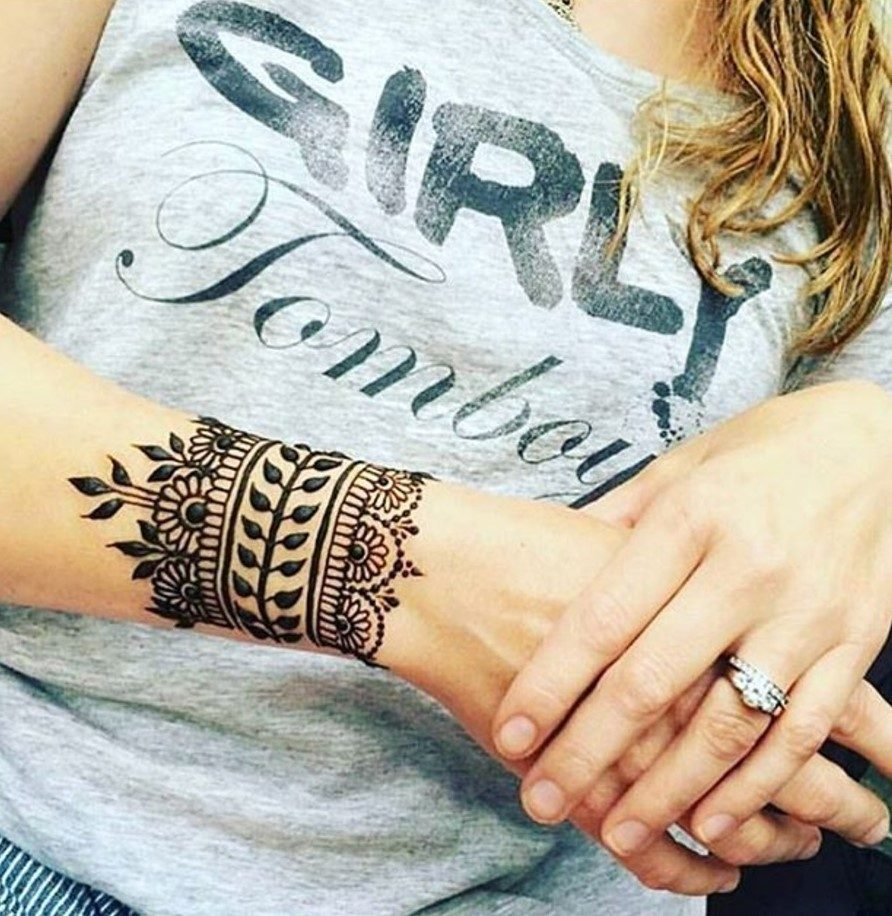 henna style tattoo designs