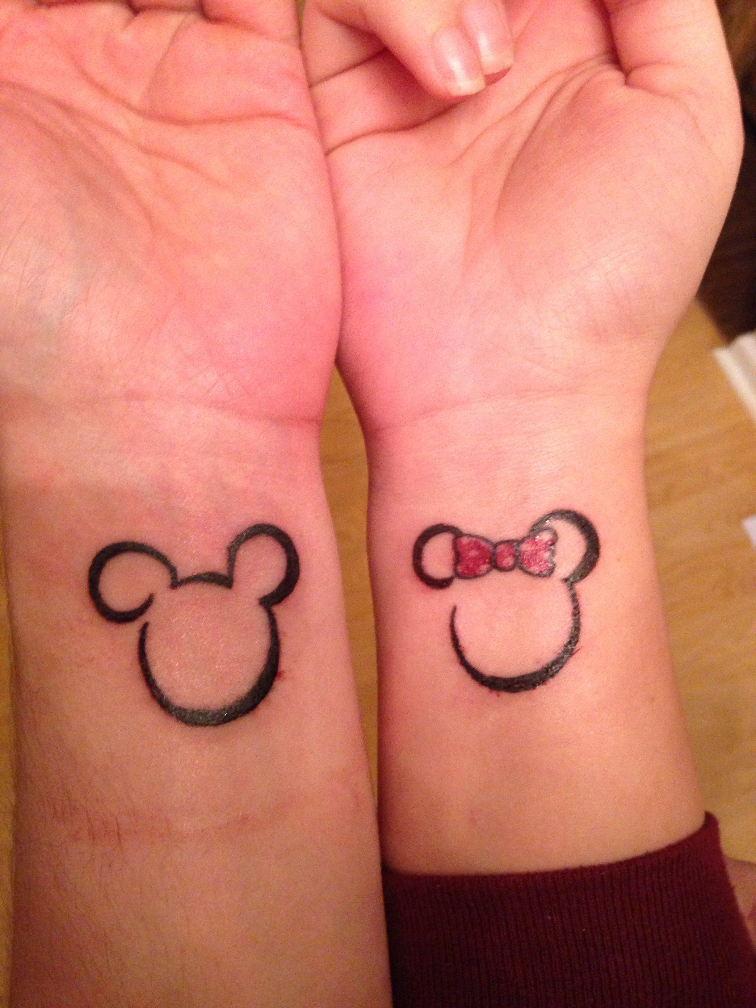 Matching Love Tattoo