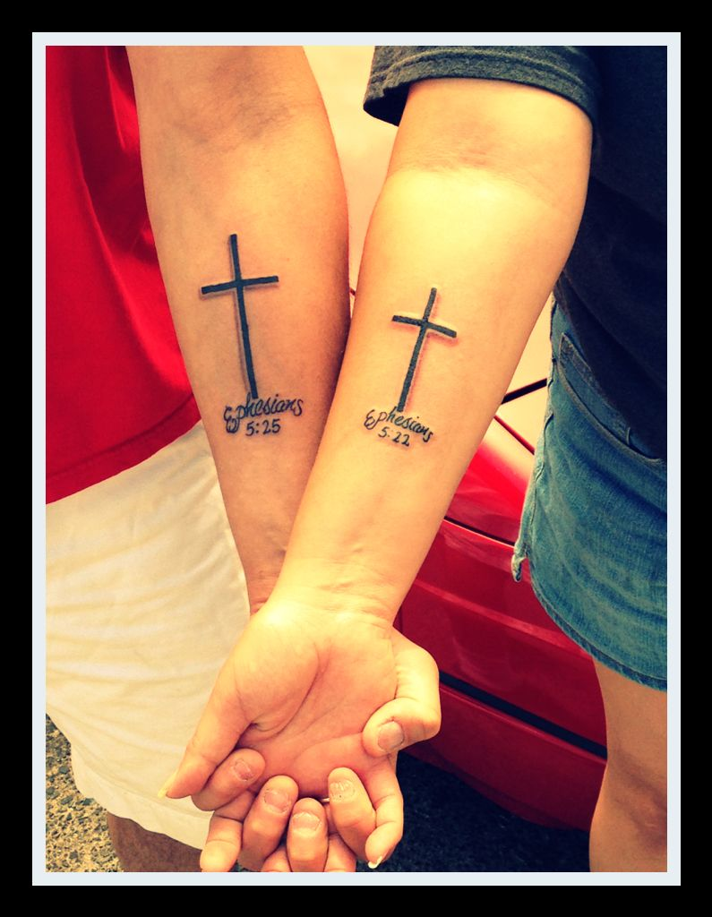The Cross Tattoo
