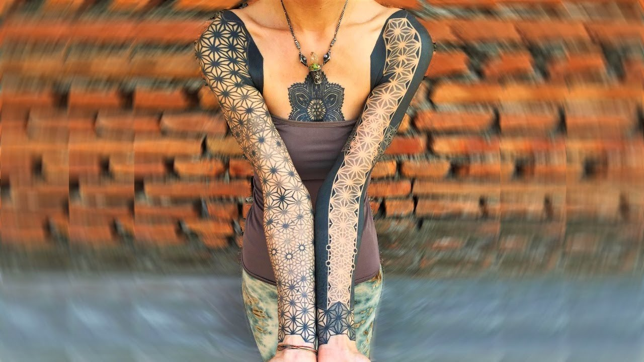 cute sleeve tattoos for females