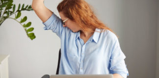 istock how to remove underarm odor permanently