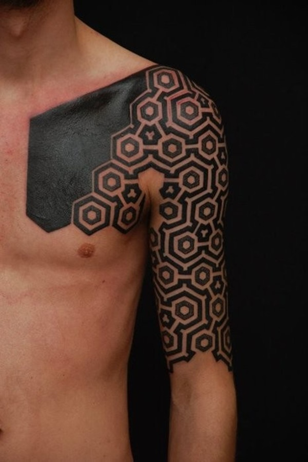 tattoo designs for men shoulder