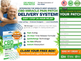 CBD Miracle Pain Patch reviews