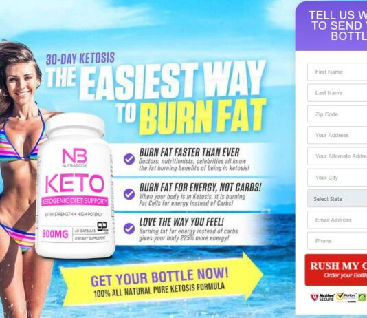 Nutrabodz Keto Review