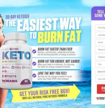 Supersonic Keto Reviews